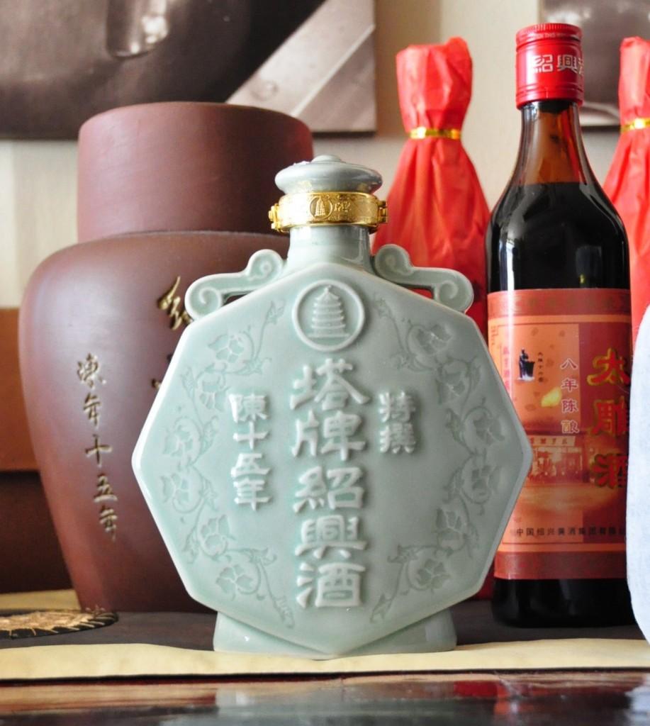 塔碑紹興酒